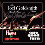 HOME FOR CHRISTMAS / ONE GOOD TURN - JOEL GOLDSMITH (CD)