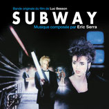 SUBWAY (MUSIQUE DE FILM) - ERIC SERRA (CD)