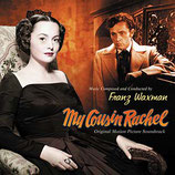 MA COUSINE RACHEL (MY COUSIN RACHEL) MUSIQUE - FRANZ WAXMAN (CD)
