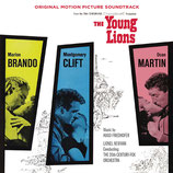 LE BAL DES MAUDITS (THE YOUNG LIONS) - HUGO FRIEDHOFER (2 CD)