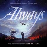 ALWAYS - POUR TOUJOURS (MUSIQUE DE FILM) - JOHN WILLIAMS (CD)