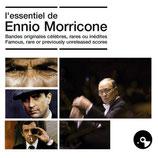 L'ESSENTIEL DE ENNIO MORRICONE - MUSIQUE DE FILM (2 CD)