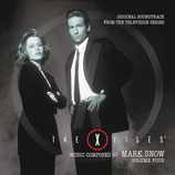 AUX FRONTIERES DU REEL (X-FILES VOLUME 4) MUSIQUE - MARK SNOW (4 CD)
