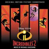 LES INDESTRUCTIBLES 2 (INCREDIBLES 2) - MICHAEL GIACCHINO (CD)