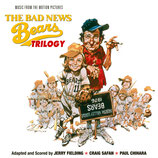 LA CHOUETTE EQUIPE (THE BAD NEWS BEARS TRILOGY) - JERRY FIELDING (3 CD)