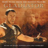 MORE MUSIC FROM GLADIATOR (MUSIQUE DE FILM) - HANS ZIMMER (CD)