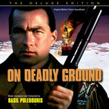 TERRAIN MINE (ON DEADLY GROUND) MUSIQUE - BASIL POLEDOURIS (CD)
