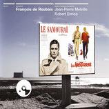 LE SAMOURAI / LES AVENTURIERS (MUSIQUE) - FRANCOIS DE ROUBAIX (CD)