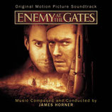 STALINGRAD (ENEMY AT THE GATES) - MUSIQUE DE FILM - JAMES HORNER (CD)