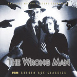 LE FAUX COUPABLE (THE WRONG MAN) MUSIQUE - BERNARD HERRMANN (CD)