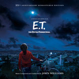 E.T. L'EXTRA TERRESTRE (MUSIQUE DE FILM) - JOHN WILLIAMS (2 CD)