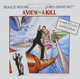 DANGEREUSEMENT VOTRE (A VIEW TO A KILL) MUSIQUE - JOHN BARRY (CD)