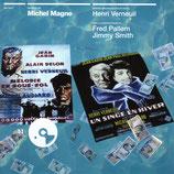 MELODIE EN SOUS-SOL / UN SINGE EN HIVER - MICHEL MAGNE (CD)