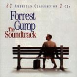 FORREST GUMP (MUSIQUE) - ELVIS PRESLEY - ARETHA FRANKLIN (2 CD)