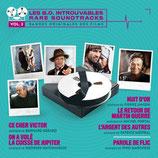 LES B.O. INTROUVABLES VOLUME 3 - MUSIQUE DE FILM (3 CD)