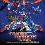 LES TRANSFORMERS : LE FILM (MUSIQUE DE FILM) - VINCE DICOLA (CD)