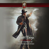 WYATT EARP (MUSIQUE DE FILM) - JAMES NEWTON HOWARD (3 CD)