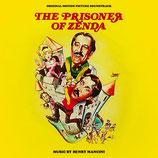 LE PRISONNIER DE ZENDA (MUSIQUE DE FILM) - HENRY MANCINI (CD)