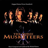 LES TROIS MOUSQUETAIRES (THE THREE MUSKETEERS) - MICHAEL KAMEN (CD)
