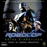 ROBOCOP 2001 (ROBOCOP PRIME DIRECTIVES) MUSIQUE - NORMAN ORENSTEIN (CD)