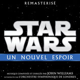 STAR WARS - LA GUERRE DES ETOILES - UN NOUVEL ESPOIR - JOHN WILLIAMS (CD)