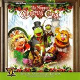 NOEL CHEZ LES MUPPETS (THE MUPPET CHRISTMAS CAROL) MUSIQUE - MILES GOODMAN (CD)