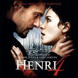 HENRI 4 (MUSIQUE DE FILM) - HANS ZIMMER - HENRY JACKMAN (CD)