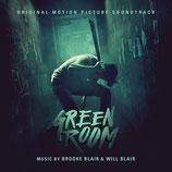 GREEN ROOM (MUSIQUE DE FILM) - BROOKE BLAIR - WILL BLAIR (CD)