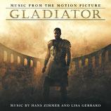 GLADIATOR (MUSIQUE DE FILM) - HANS ZIMMER (CD)