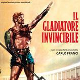 LE GLADIATEUR INVINCIBLE (MUSIQUE DE FILM) - CARLO FRANCI (CD)