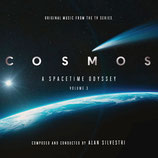 COSMOS : A SPACETIME ODYSSEY VOLUME 3 - ALAN SILVESTRI (CD)