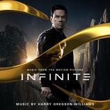 INFINITE (MUSIQUE DE FILM) - HARRY GREGSON-WILLIAMS (CD)