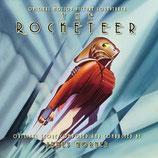 LES AVENTURES DE ROCKETEER (MUSIQUE DE FILM) - JAMES HORNER (2 CD)
