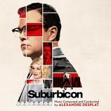 BIENVENUE A SUBURBICON (MUSIQUE DE FILM) - ALEXANDRE DESPLAT (CD)