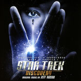 STAR TREK DISCOVERY (MUSIQUE DE SERIE TV) - JEFF RUSSO (CD)