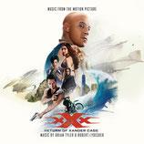 XXX : REACTIVATED (XXX: RETURN OF XANDER CAGE) - BRIAN TYLER (CD)