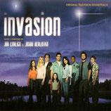 INVASION (MUSIQUE DE SERIE TV) - JON EHRLICH - JASON DERLATKA (CD)