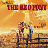 LE PONEY ROUGE (THE RED PONY) MUSIQUE DE FILM - JERRY GOLDSMITH (CD)