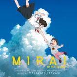 MIRAI MA PETITE SOEUR (MUSIQUE DE FILM) - MASAKATSU TAKAGI (CD)