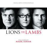 LIONS ET AGNEAUX (LIONS FOR LAMBS) MUSIQUE - MARK ISHAM (CD)