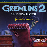 GREMLINS 2 : LA NOUVELLE GENERATION (MUSIQUE) - JERRY GOLDSMITH (CD)