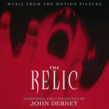 THE RELIC (MUSIQUE DE FILM) - JOHN DEBNEY (CD)