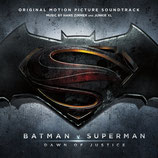BATMAN V SUPERMAN L'AUBE DE LA JUSTICE (MUSIQUE) - HANS ZIMMER (CD)