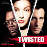 INSTINCTS MEURTRIERS (TWISTED) MUSIQUE DE FILM - MARK ISHAM (CD)