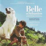 BELLE ET SEBASTIEN - L'AVENTURE CONTINUE - ARMAND AMAR (CD)