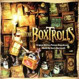 LES BOXTROLLS (MUSIQUE DE FILM) - DARIO MARIANELLI (CD)