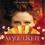 COMME IL VOUS PLAIRA (AS YOU LIKE IT) MUSIQUE - PATRICK DOYLE (CD)
