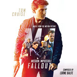 MISSION : IMPOSSIBLE - FALLOUT (MUSIQUE DE FILM) - LORNE BALFE (2 CD)