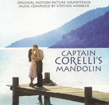 CAPITAINE CORELLI (MUSIQUE DE FILM) - STEPHEN WARBECK (CD)