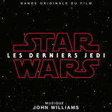 STAR WARS : EPISODE 8 - LES DERNIERS JEDI - JOHN WILLIAMS (CD)
